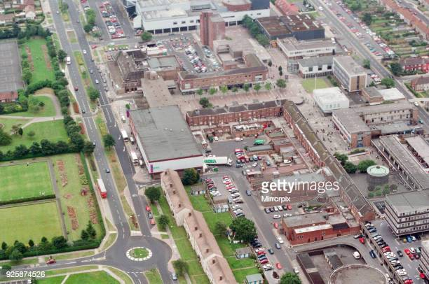 Cleveland police were showing the Gazette what really happens when they are on pursuit with the spotter plane 16th July 1998