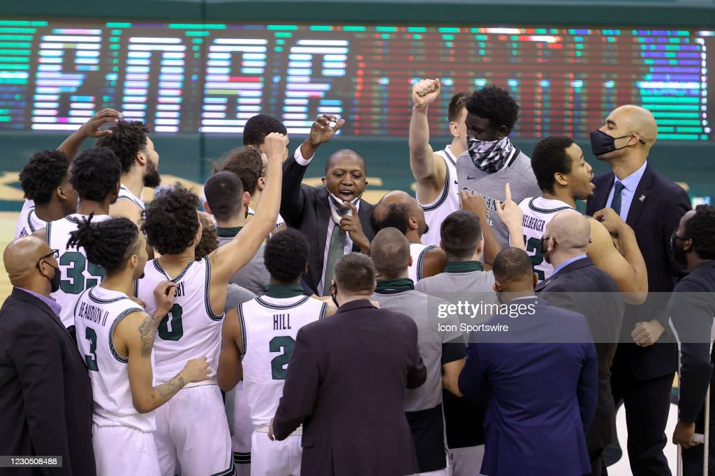 COLLEGE BASKETBALL: JAN 09 Northern Kentucky at Cleveland State : News Photo