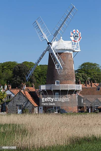 CONTENT] Cley Windmill taken at Cley next the Sea North Norfolk UK