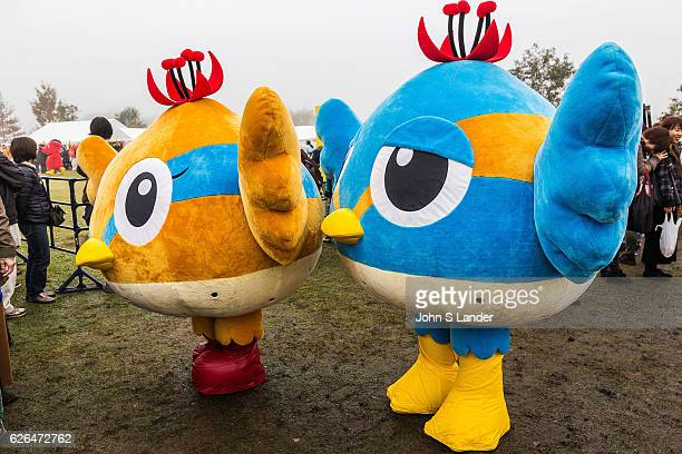 Clicker Creepy Mascots Japanese celebrate the silly eccentric and adorable like no other country Its obsession with the yurukyara mascots is a...