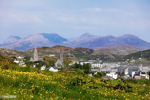Clifden, Connemara, County Galway, Republic of Ireland, Europe