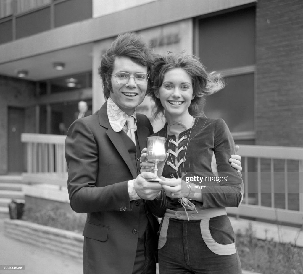 Music - The Disc and Music Echo 1971 Valentine Awards - London : News Photo