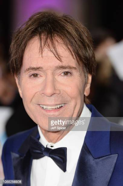 Cliff Richard attends the Pride of Britain Awards 2018 at The Grosvenor House Hotel on October 29 2018 in London England