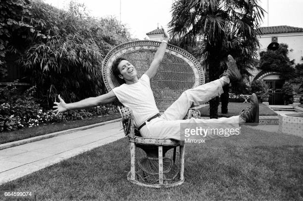 Cliff Richard celebrates 25 years in the music business 29th September 1983