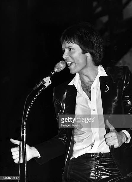 Cliff Richard circa 1981 in New York City
