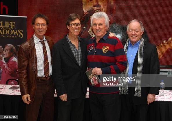 Bruce Welch: Cliff Richard, Hank Marvin, Bruce Welch And Brian Bennett
