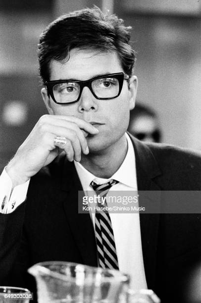 Cliff Richard with glasses on in London June 1966