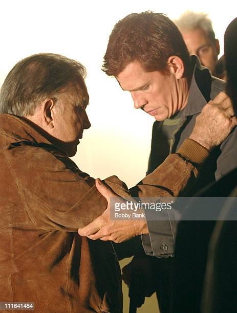 Cliff Robertson and Thomas Haden Church *Exclusive*