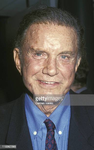 Cliff Robertson during Bold Brave and Beautiful An Academy Salute to Claire Bloom at Walter Reade Theater in New York City New York United States