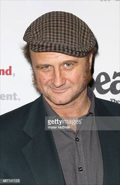 Cliff Saunders attends the Actors Fund Benefit Performance of Beautiful The Carole King Musical at Stephen Sondheim Theatre on April 27 2014 in New...
