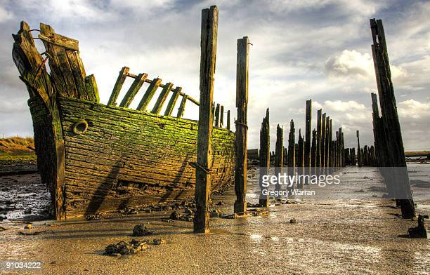 Cliffe Shipwreck The Hans Egede