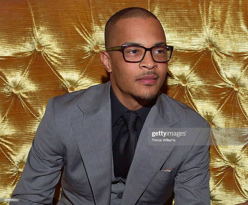 925 Scales Ribbon Cutting Ceremony Hosted By T.I. : News Photo