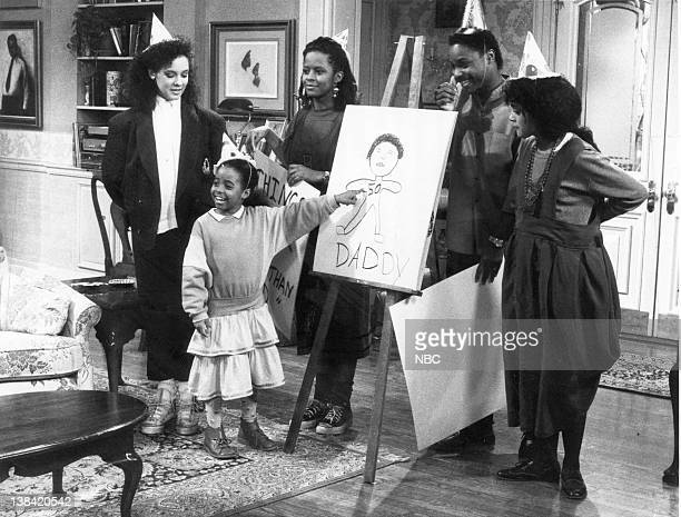 SHOW Cliff's 50th Birthday Episode 20 Air Date Pictured Sabrina Le Beauf as Sandra Huxtable Keshia Knight Pulliam as Rudy Huxtable Tempestt Bledsoe...