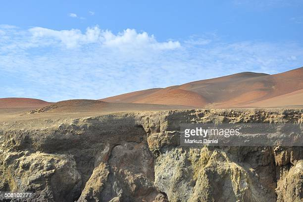 Cliffs and Desert