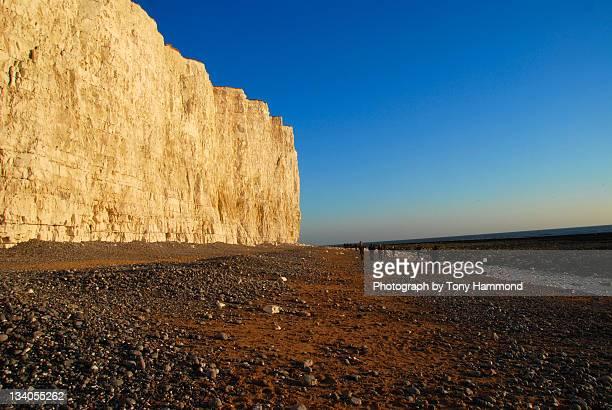Cliffs at birling gap