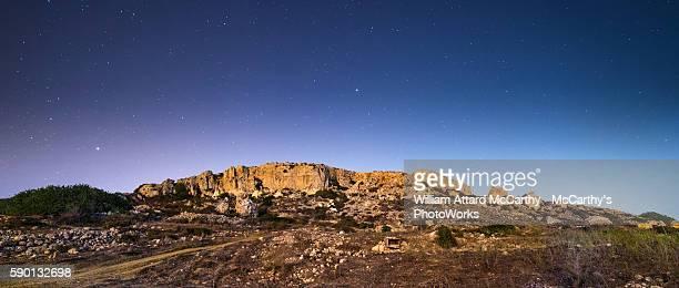 Cliffs at Mgiebah