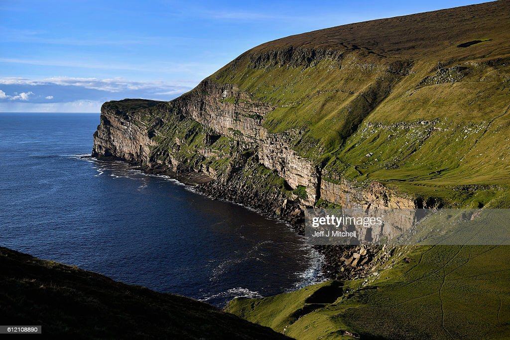 Foula - One Of The Remotest Permanently Inhabited Islands In Great Britain : News Photo