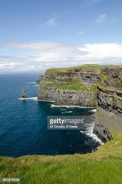 Cliffs of Moher Atlantic Ocean Ireland