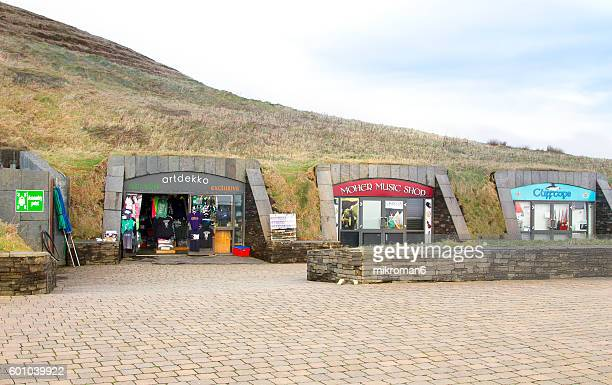 Cliffs of Moher Gift Shops, Ireland