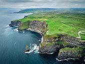 Cliffs of Moher Ireland Wild Atlantic Way