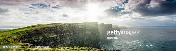 Cliffs of Moher, Ireland, XXXL panorama