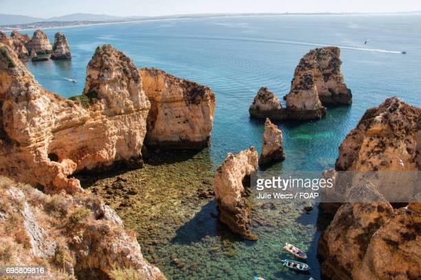 Cliffs of Praia de Piedade