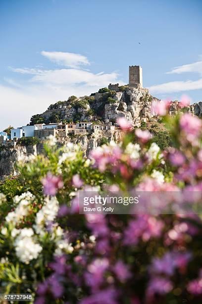 Clifftop Castle, Posada, Sardinia