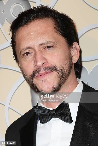 Clifton Collins Jr arrives at HBO's Official Golden Globe Awards after party at the Circa 55 Restaurant on January 8 2017 in Los Angeles California