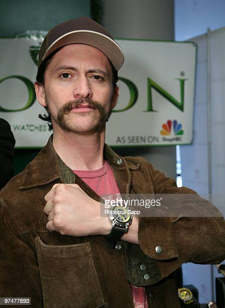 Clifton Collins Jr at Backstage Creations Celebrity Retreat at Haven360 at Andaz Hotel on March 5 2010 in West Hollywood California