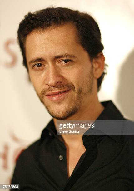 Clifton Collins Jr. At the House of Petals in Los Angeles, California