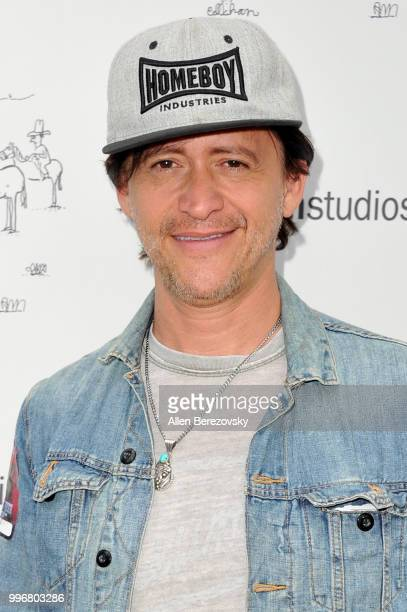 Clifton Collins Jr attends Amazon Studios Premiere of 'Don't Worry He Wont Get Far On Foot' at ArcLight Hollywood on July 11 2018 in Hollywood...
