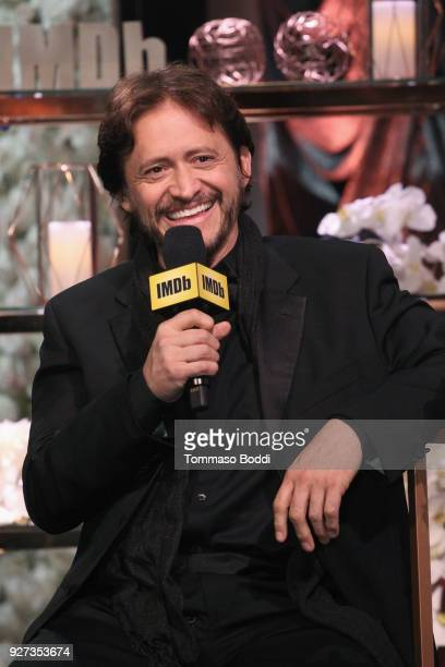 Clifton Collins Jr attends the IMDb LIVE Viewing Party on March 4 2018 in Los Angeles California