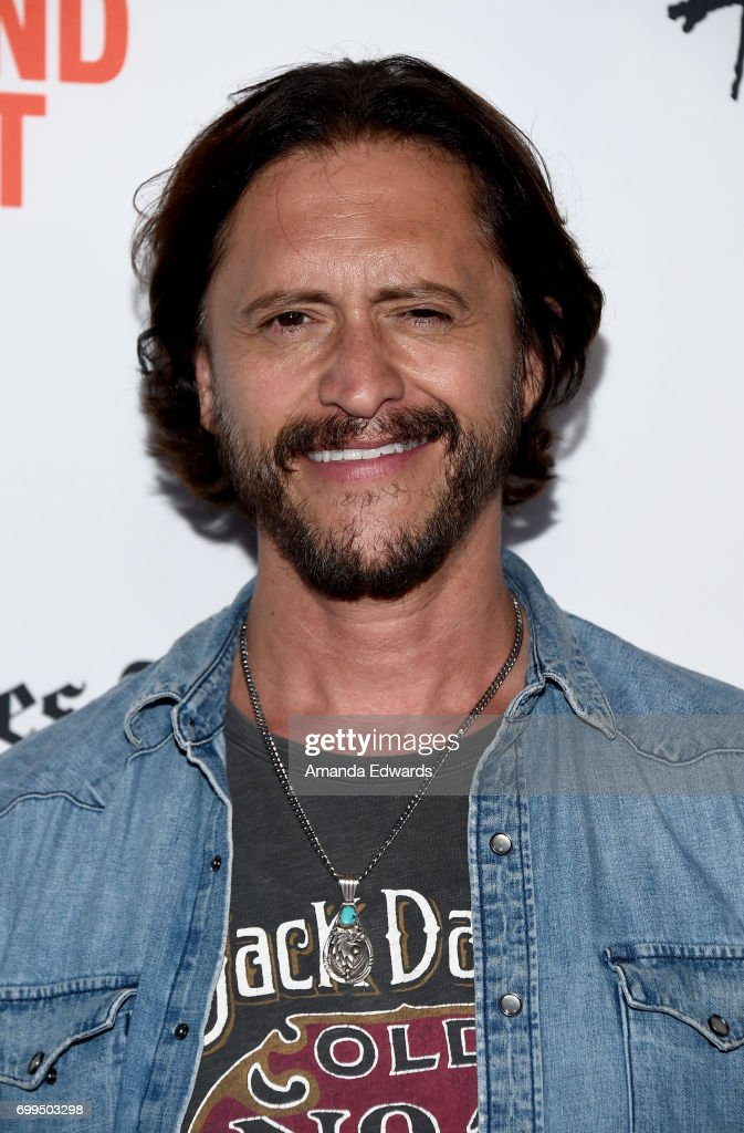 Clifton Collins Jr. attends the screening of 'A Crooked Somebody' during the 2017 Los Angeles Film Festival at ArcLight Santa Monica on June 21, 2017 in Santa Monica, California.