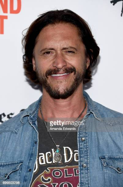 Clifton Collins Jr attends the screening of 'A Crooked Somebody' during the 2017 Los Angeles Film Festival at ArcLight Santa Monica on June 21 2017...