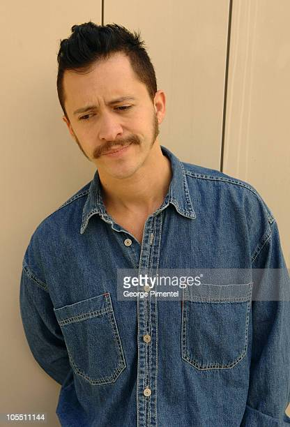 Clifton Collins Jr during 2005 Toronto Film Festival 'Capote' Portraits at Sutton Place Hotel in Toronto Canada