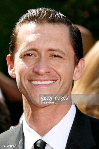 Clifton Collins Jr during 58th Annual Primetime Emmy Awards Arrivals at Shrine Auditorium in Los Angeles California United States