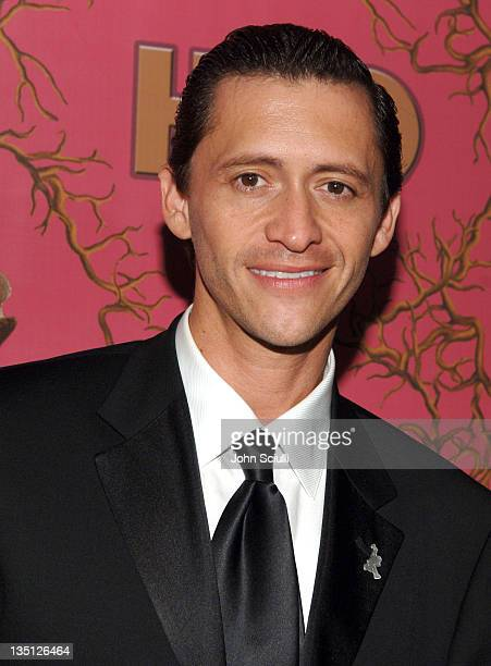 Clifton Collins Jr during 58th Annual Primetime Emmy Awards HBO After Party Red Carpet and Inside at Pacific Design Center in West Hollywood...