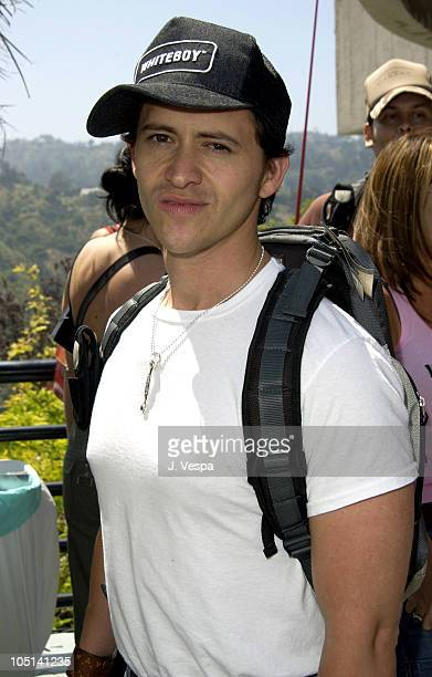 Clifton Collins Jr during Cabana PreMTV Movie Awards Beauty Buffet Day Two at Private Residence in Hollywood California United States
