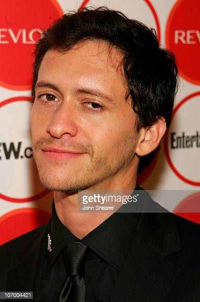 Clifton Collins Jr. During Entertainment Weekly Magazine 4th Annual Pre-Emmy Party - Inside at Republic in Los Angeles, California, United States.
