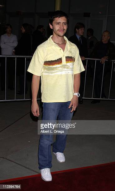 Clifton Collins Jr during 'Formula 51' Los Angeles Premiere at Arc Light Theater in Hollywood California United States