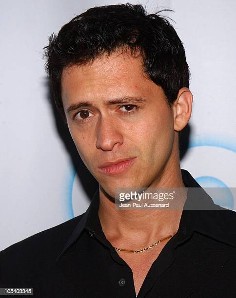 Clifton Collins Jr during Grand Opening of GQ Lounge at Forbidden City Los Angeles Arrivals at Forbidden City in Hollywood California United States