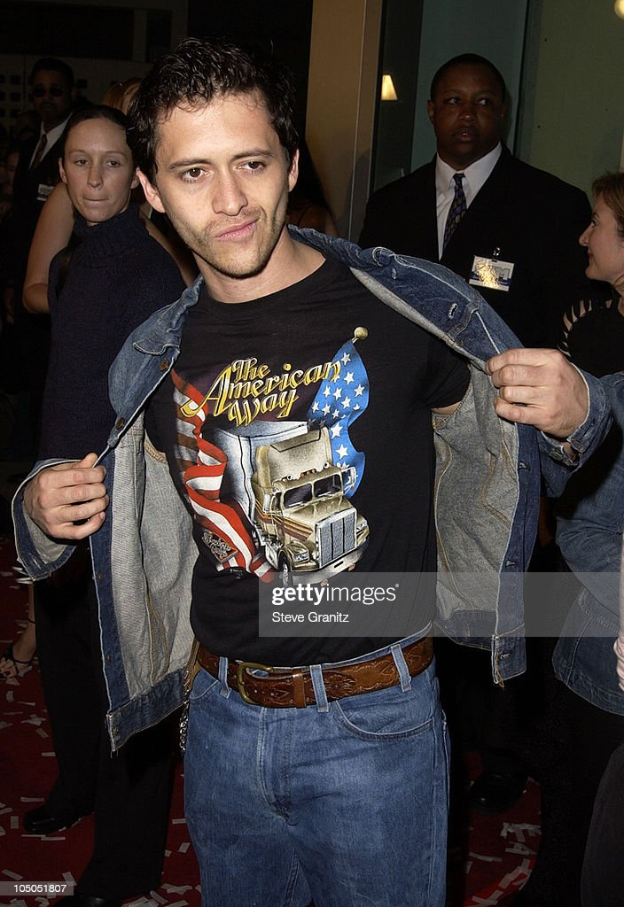Clifton Collins Jr. during 'Jackass: The Movie' Premiere at Cinerama Dome in Hollywood, California, United States.