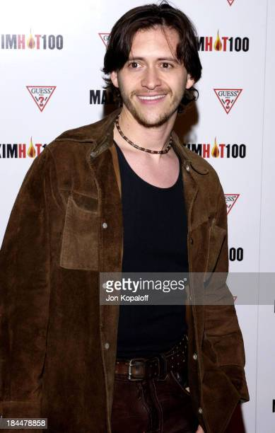 Clifton Collins Jr during Maxim Hot 100 Party Arrivals at Yamashiro in Hollywood California United States