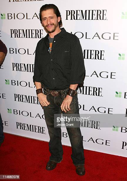Clifton Collins Jr during Premiere Magazine Announces Best Performances of 2006 A Cocktail Party Celebrating 24 Industry Greats Arrivals at Sunset...