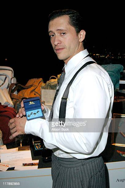 Clifton Collins Jr during Ultimatebetcom Kari Feinstein and Mike McGuiness Host Celebrity Poker Tournament to Honor Clifton Collins Jr's Emmy...