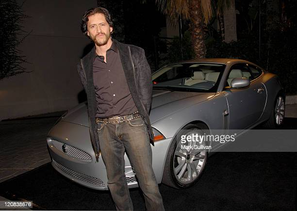 Clifton Collins Jr during W Magazine Dinner Party at Ortolan in Los Angeles California United States