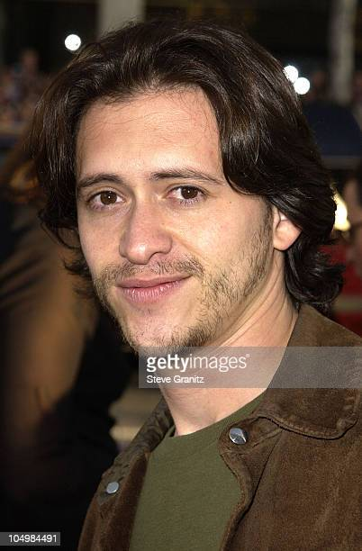 Clifton Collins Jr during Windtalkers Premiere at Grauman's Chinese Theatre in Hollywood California United States