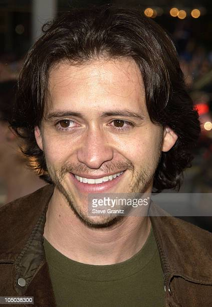 """Clifton Collins Jr. During """"Windtalkers"""" Premiere at Grauman's Chinese Theatre in Hollywood, California, United States."""