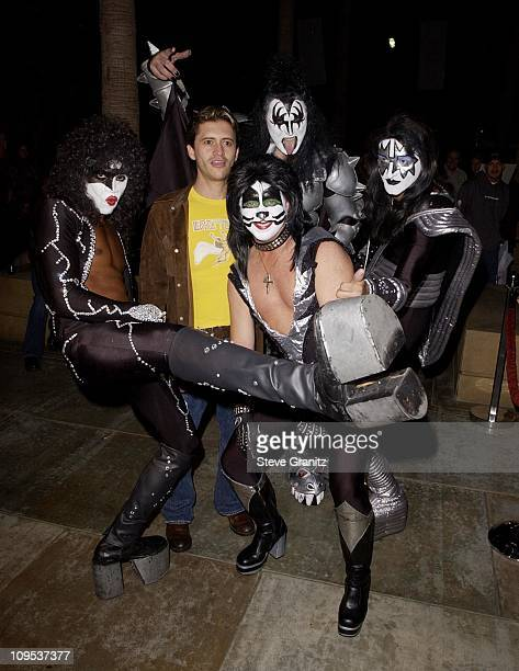 Clifton Collins Jr Larger than Life a KISS Tribute Band