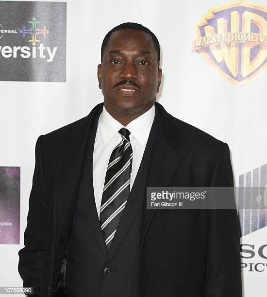 Clifton Powell appears on the red carpet for the 2nd Annual AAFCA Awards on December 13 2010 in Los Angeles California
